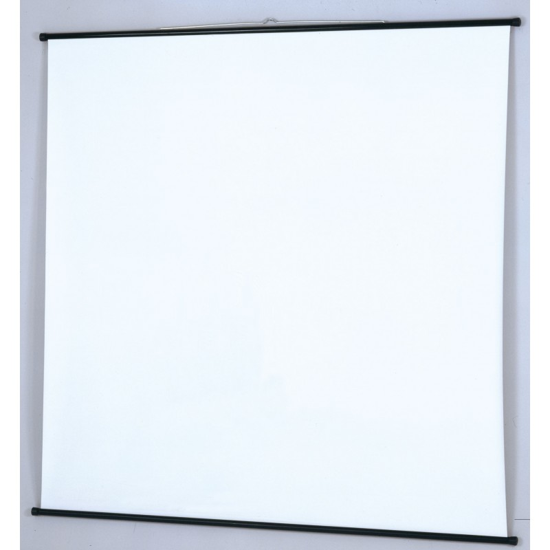 reflecta Map screen 155x155 cm