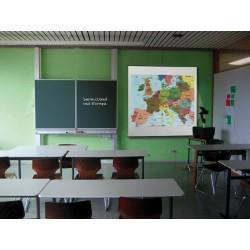 reflecta Map screen 260x195 cm