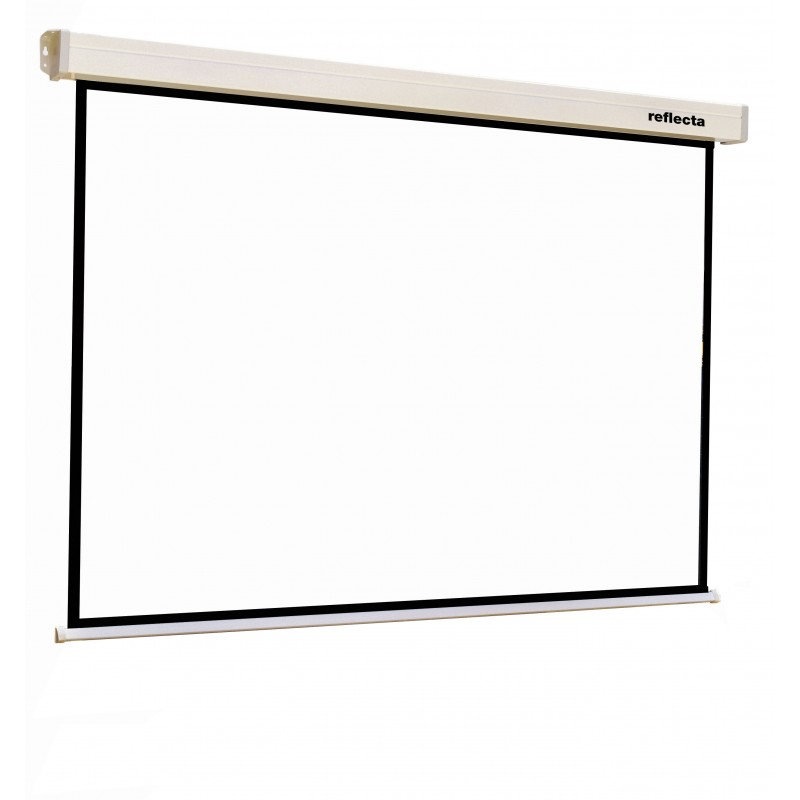 reflecta CrystalLine Rollo 160x160 cm Format 1:1