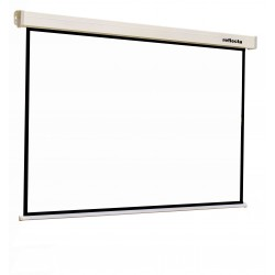reflecta CrystalLine Rollo Softlift 160x160 cm 1:1
