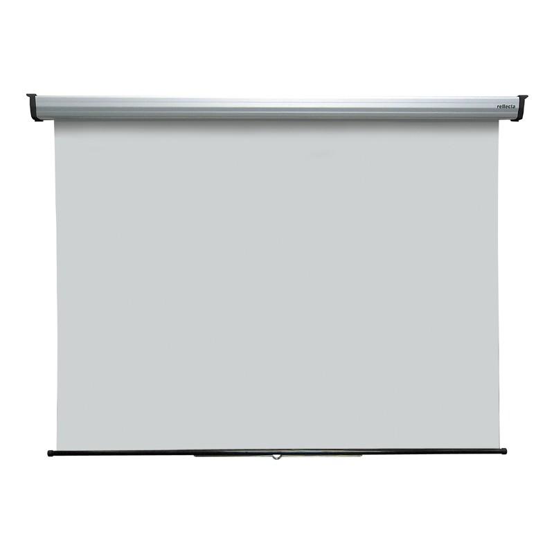 reflecta Rollo SilverLine 155x160 cm 1:1