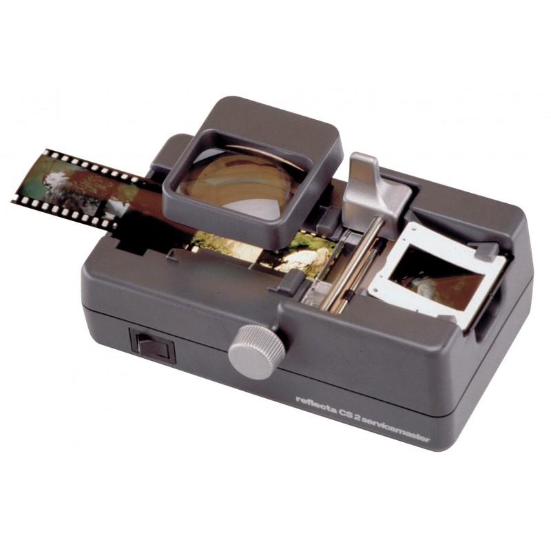 Servicemaster CS 2 slide mounter