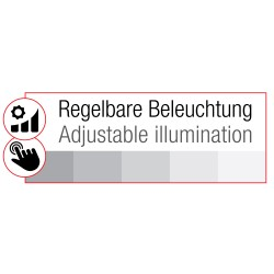 reflecta LED Leuchtplatte A4 Super Slim