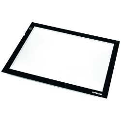 reflecta LED Leuchtplatte A4 Super Slim