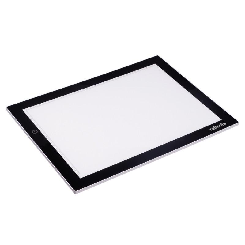 reflecta LED Leuchtplatte A4+ Super Slim