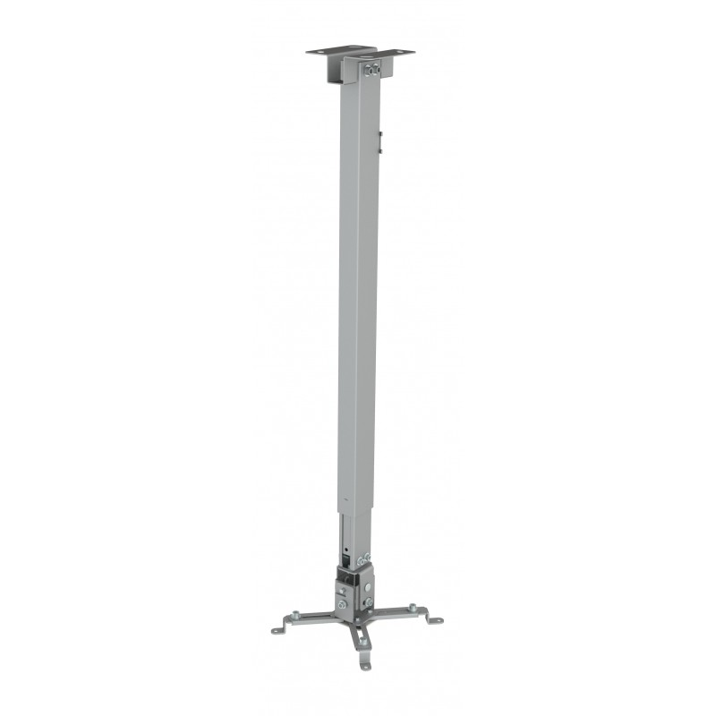 reflecta Tapa Ceiling Mount silver 730-1200 mm