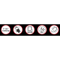 reflecta Tabula Travel T Universal Tablet & Smartphone Stand