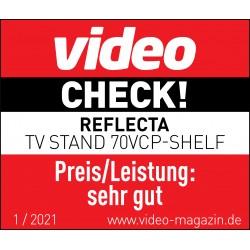 reflecta TV Stand 70VCP-Shelf weiß