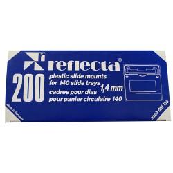 reflecta M slide mounts 1.4mm 200 pcs.