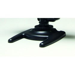 Stand for video lights incl. tripod socket 1/4""