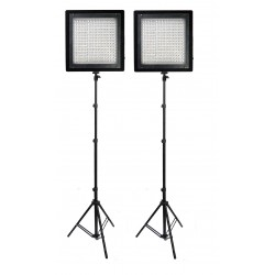 reflecta LED Studio Light RPL 306 Studiokit