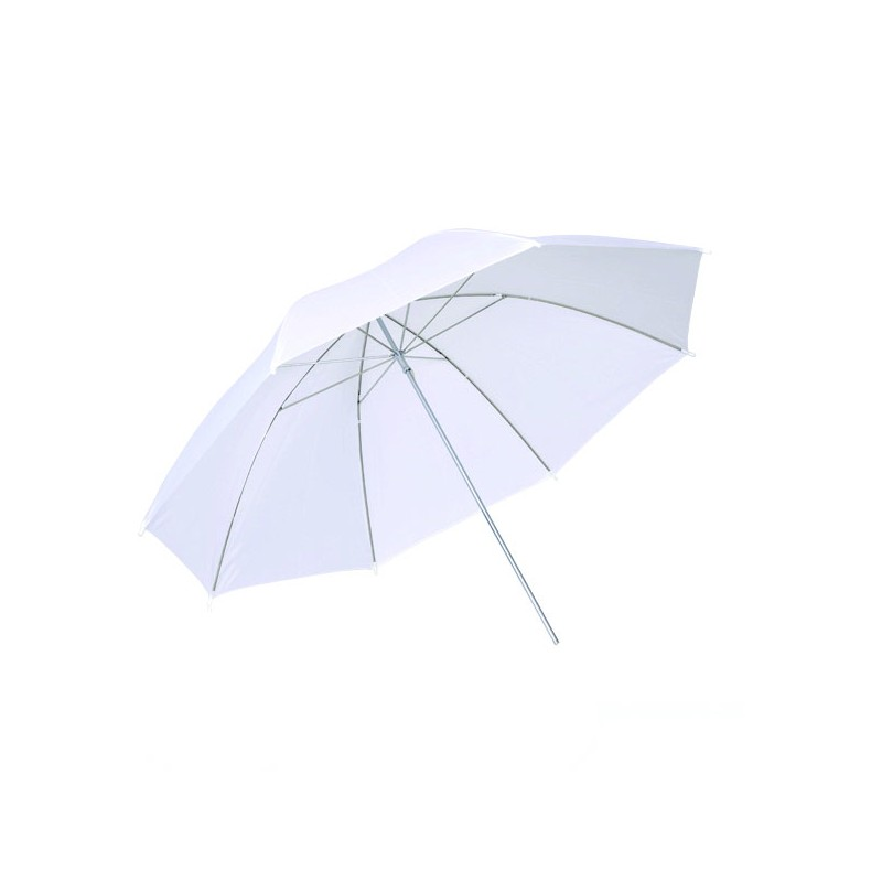 Umbrella (shoot through)  Ø 84cm for VisiLux Kits 130, 180 & 300