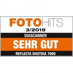 reflecta DigitDia 7000 Magazinscanner