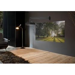 reflecta Tapa Deckenhalterung schwarz 430-650mm