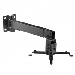 reflecta Tapa Ceiling Mount black 430-650 mm