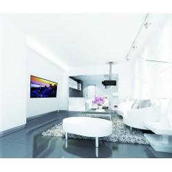 reflecta Tapa Ceiling Mount silver 430-650 mm