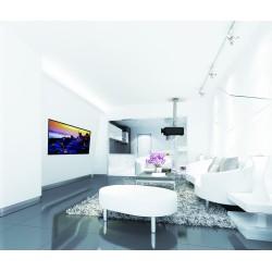 reflecta Tapa Deckenhalterung silber 430-650 mm