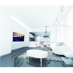 reflecta Tapa Deckenhalterung silber 730-1200 mm