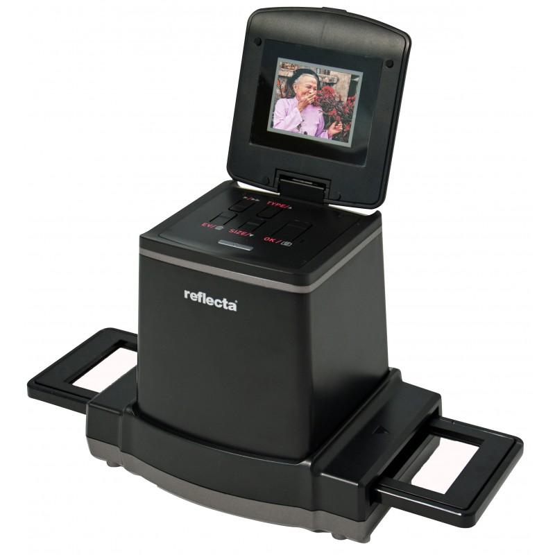 reflecta x120 film scanner