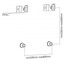 reflecta MULTI-SLIM 70-8060