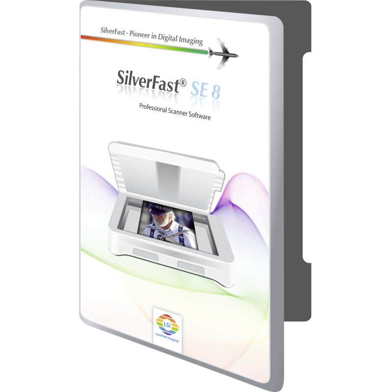 SilverFast SE Version 8 for ProScan 10T / 7200