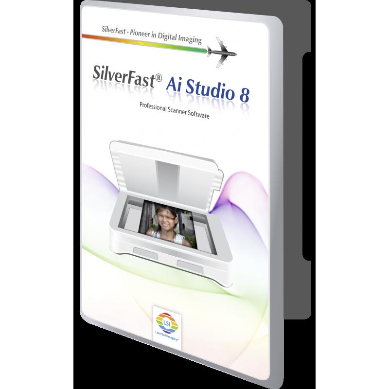 SilverFast Ai Studio 8 incl. IT8 for ProScan 10T