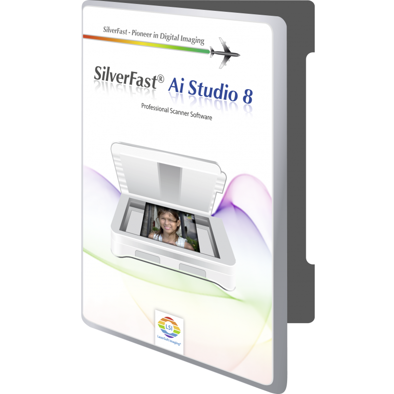 SilverFast Ai  Studio 8 inkl. IT8 für ProScan 10T