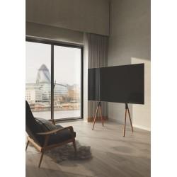 reflecta TV Stand Elegant 70W schwarz / Walnuss