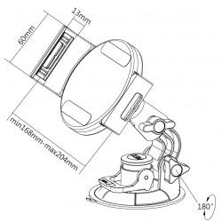 reflecta Tabula Car WS Universal Tablet mount
