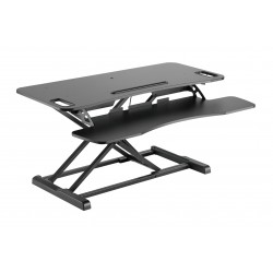reflecta ERGO Sit-Stand Workstation DS950 black