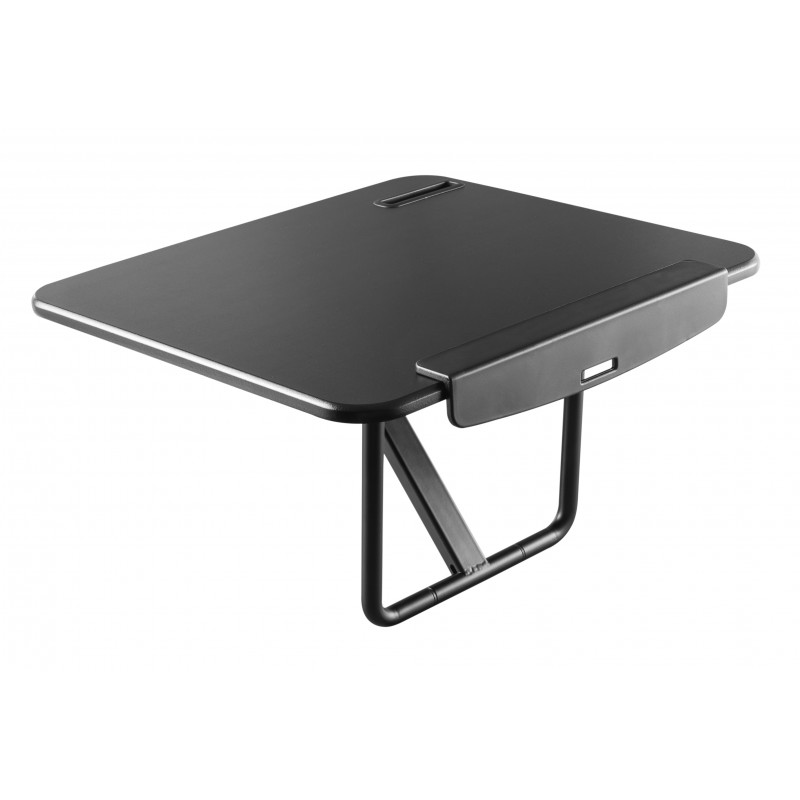 reflecta ERGO Stand Workstation C450 black