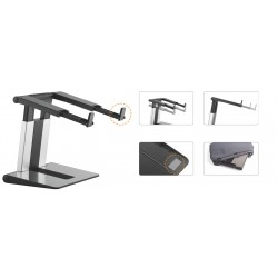 reflecta ERGO Laptop Riser 207-267 mm