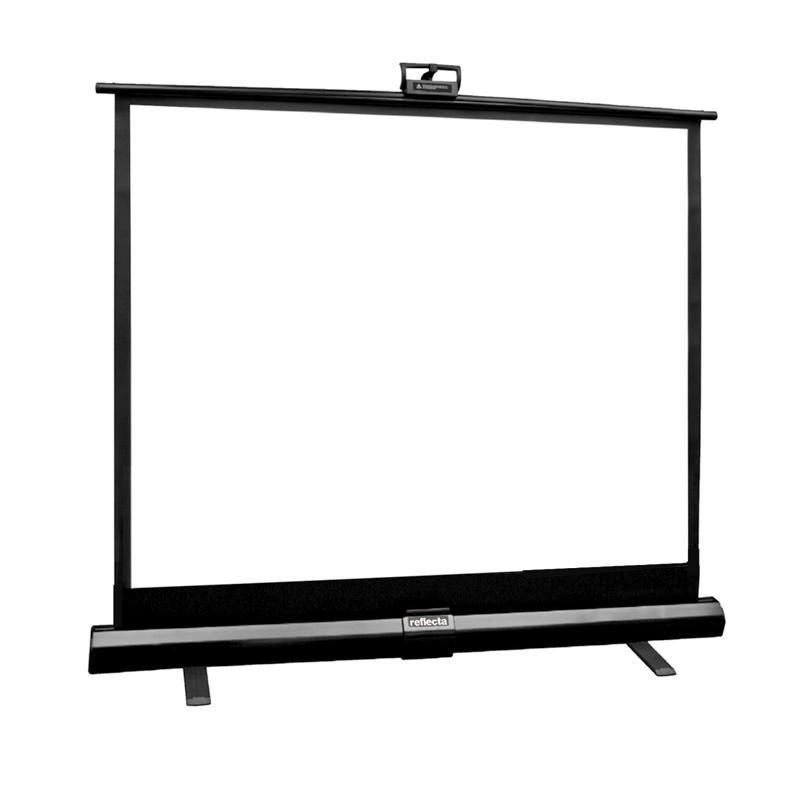 reflecta Bodenleinwand portable 169x196 (163x122) cm