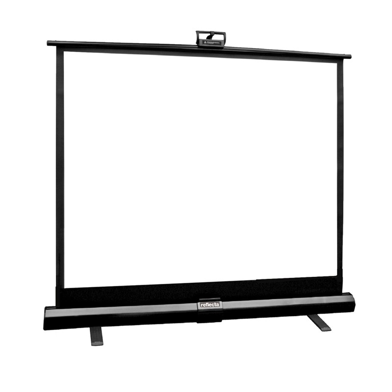 reflecta Bodenleinwand portable 210x225 (203x152) cm