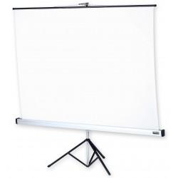reflecta SilverLine Tripod professional 180x180 cm