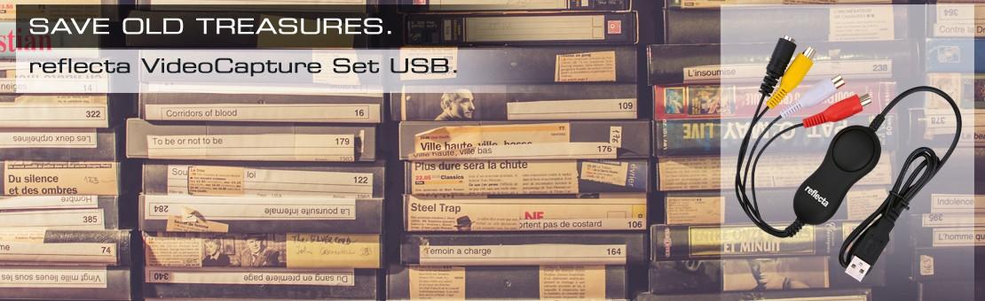 reflecta VideoCapture Set USB